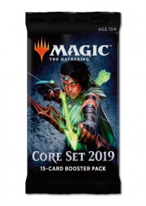 MTG 2019 Core Set Booster (M19)