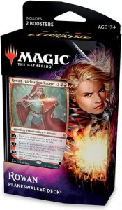 Planeswalker Deck Throne of Eldraine - Rowan