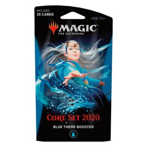 2020 Core Set (M20) Theme booster - niebieski