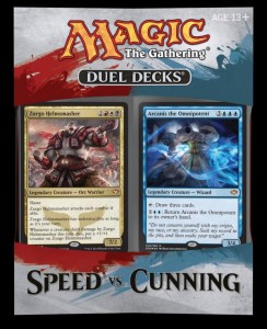 Duel Decks Speed vs.Cunning