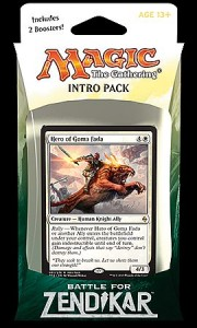 Rallying Cry - Battle for Zendikar - Intro Pack