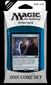 MTG 2015 Core Set (M15)  Intro Pack - Hit the Ground Running